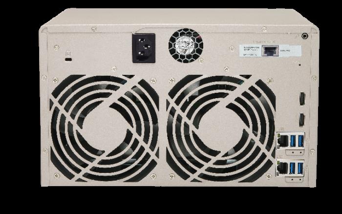 Qnap TVS-863+ TVS-x63+