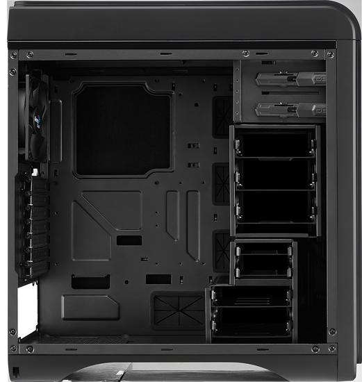 DS200 Black Window side