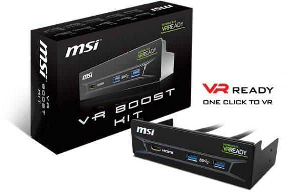 VR Boost Kit- confezione