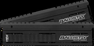 Crucial Ballistix ddr4 elite