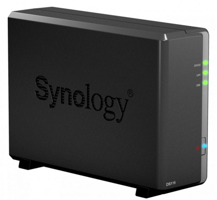 DS115 synology