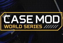 cooler master case mod world series logo