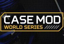cooler master case mod world series logo