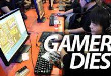 gamer dies