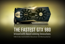 Asus Geforce GTX980