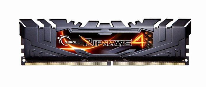 G.SKILL RIPJAWS DDR4
