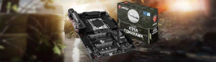X99A MSI