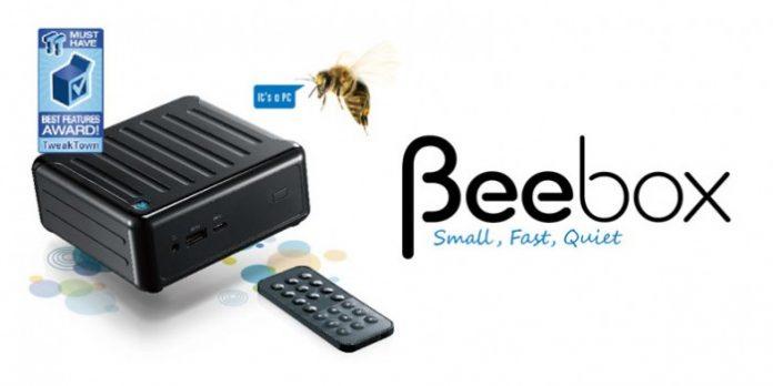 ASRock Beebox NUC