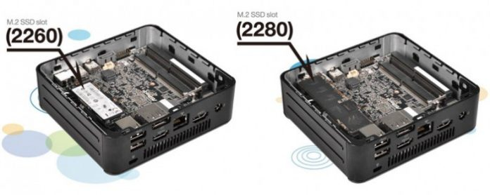 ASRock Beebox NUC- hardware
