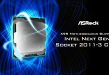 BIOS di ASRock X99