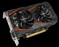 GIGABYTE Radeon RX 460 1 Front