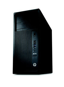 Hp z240 front