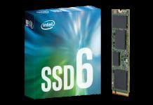 Intel SSD 600p 2