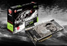 SCHEDE VIDEO MSI SEA HAWK EK X