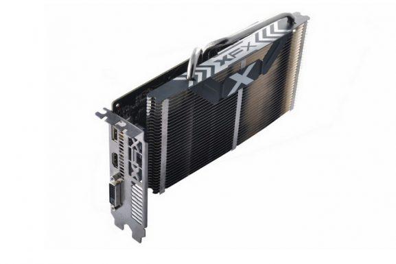 xfx 460 fanless - 3