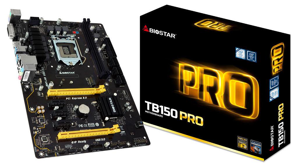 BIOSTAR TB150 PRO