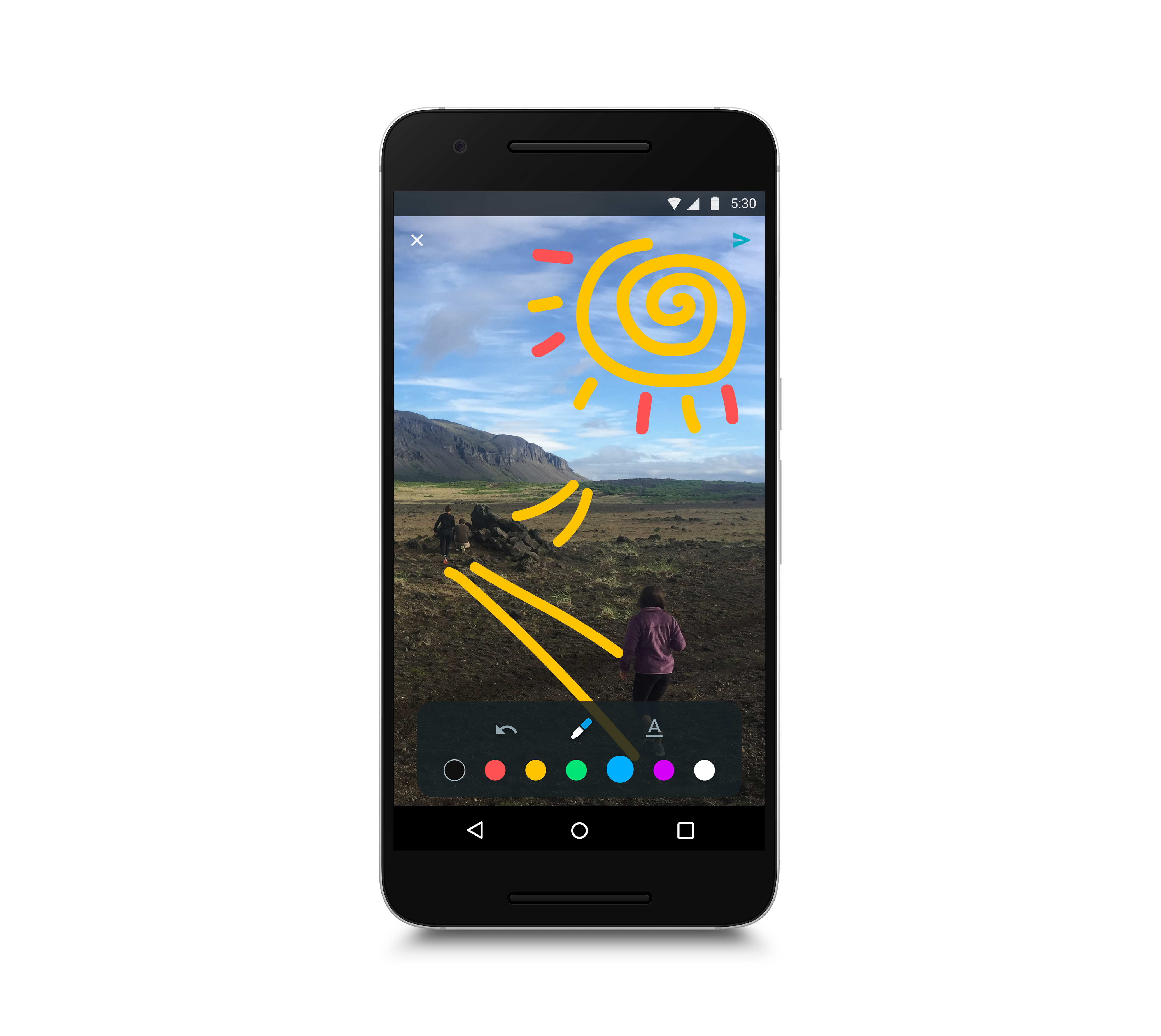 google-allo-ink