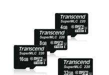 Le microSD SuperMLC Industrial-Grade di Transcend