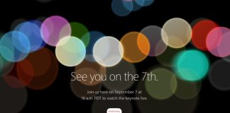 Apple See you on the 7th