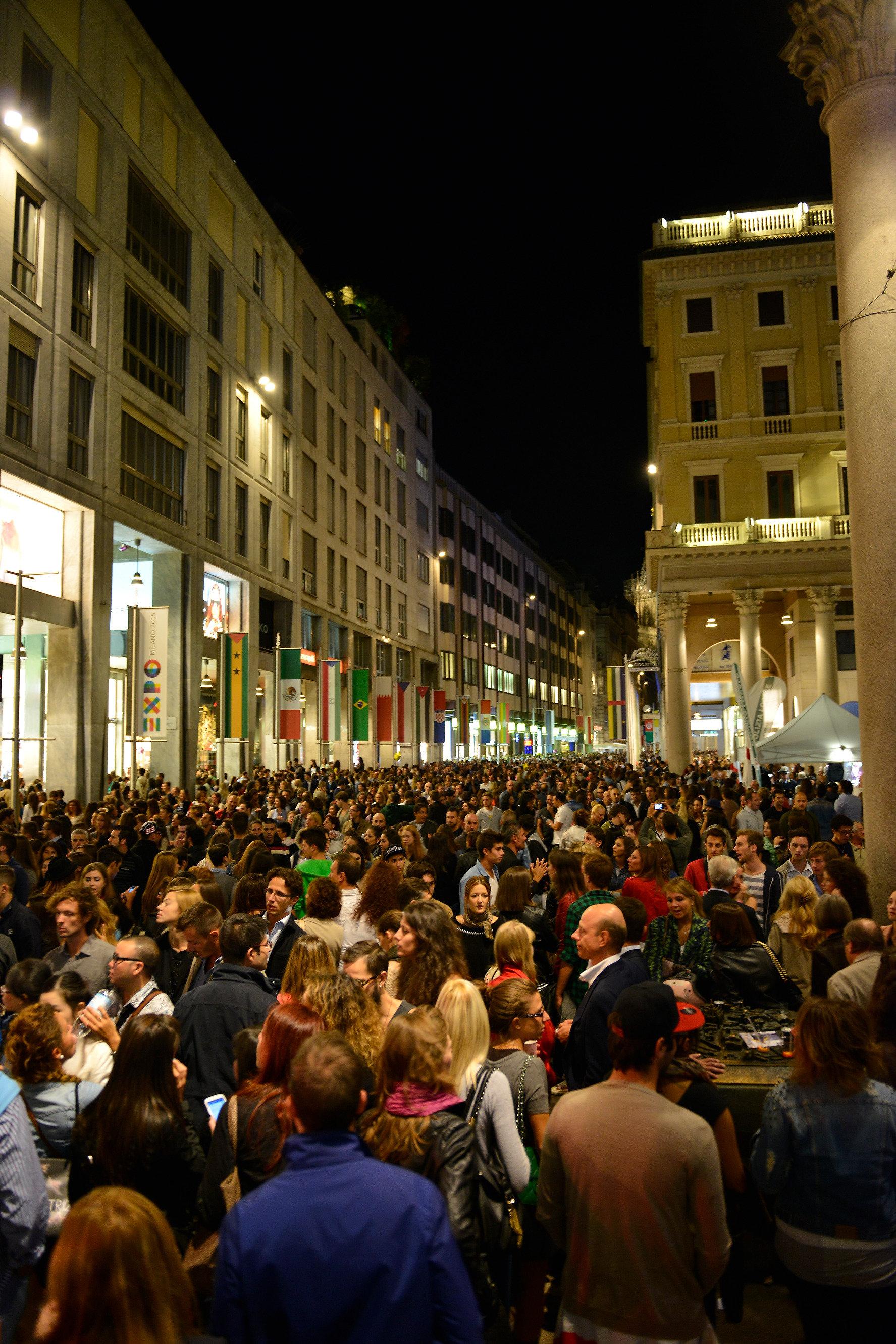 Huawei e Vogue Italia per la Milano Fashion Week