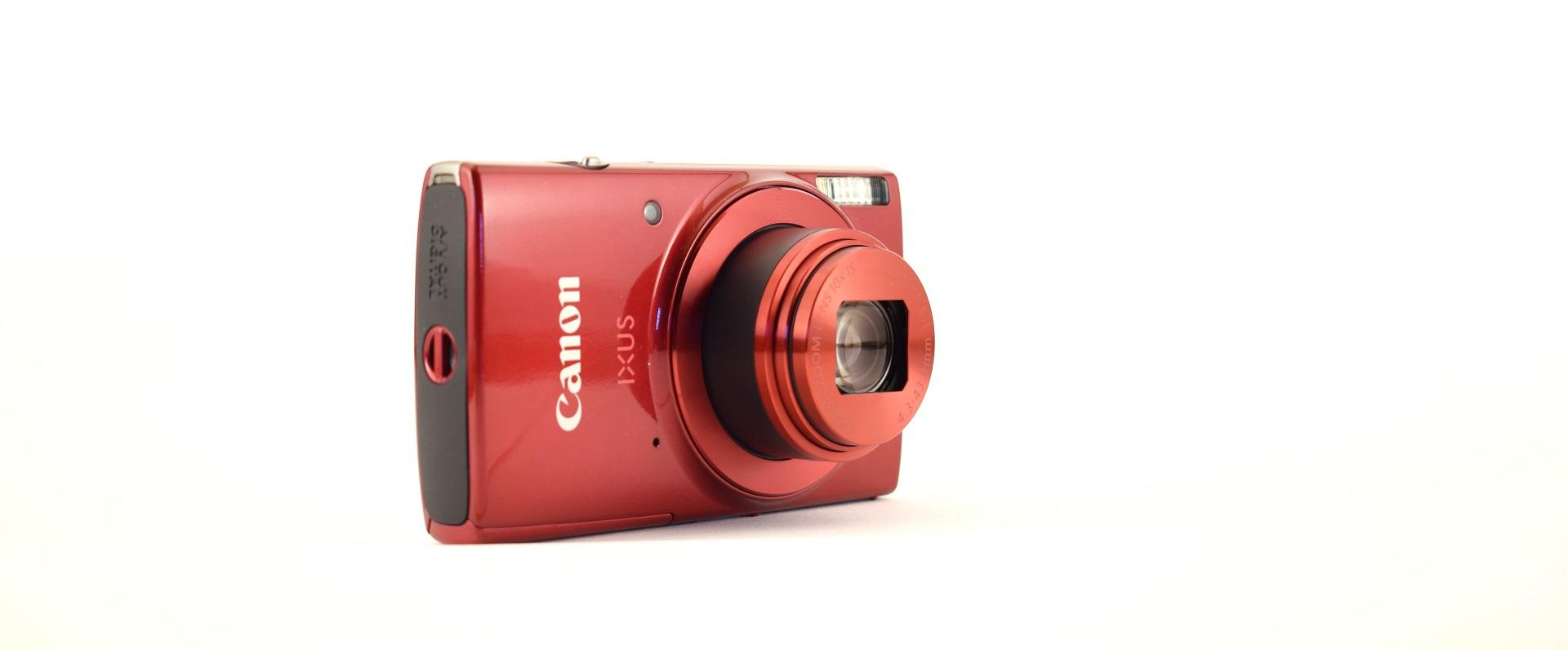 canon ixus 180 recensione