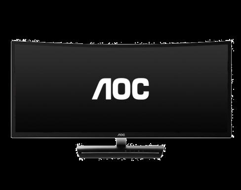 Recensione AOC C3583FQ